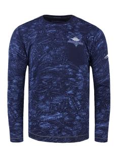 Gabbiano T-shirt LONGSLEEVE 15166 NAVY