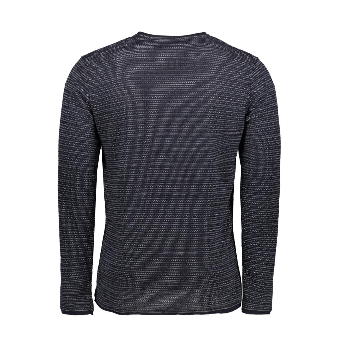 longsleeve 15162 gabbiano t-shirt navy