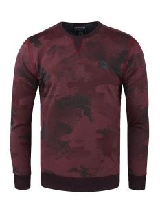 sweater 77085 gabbiano sweater bordeaux
