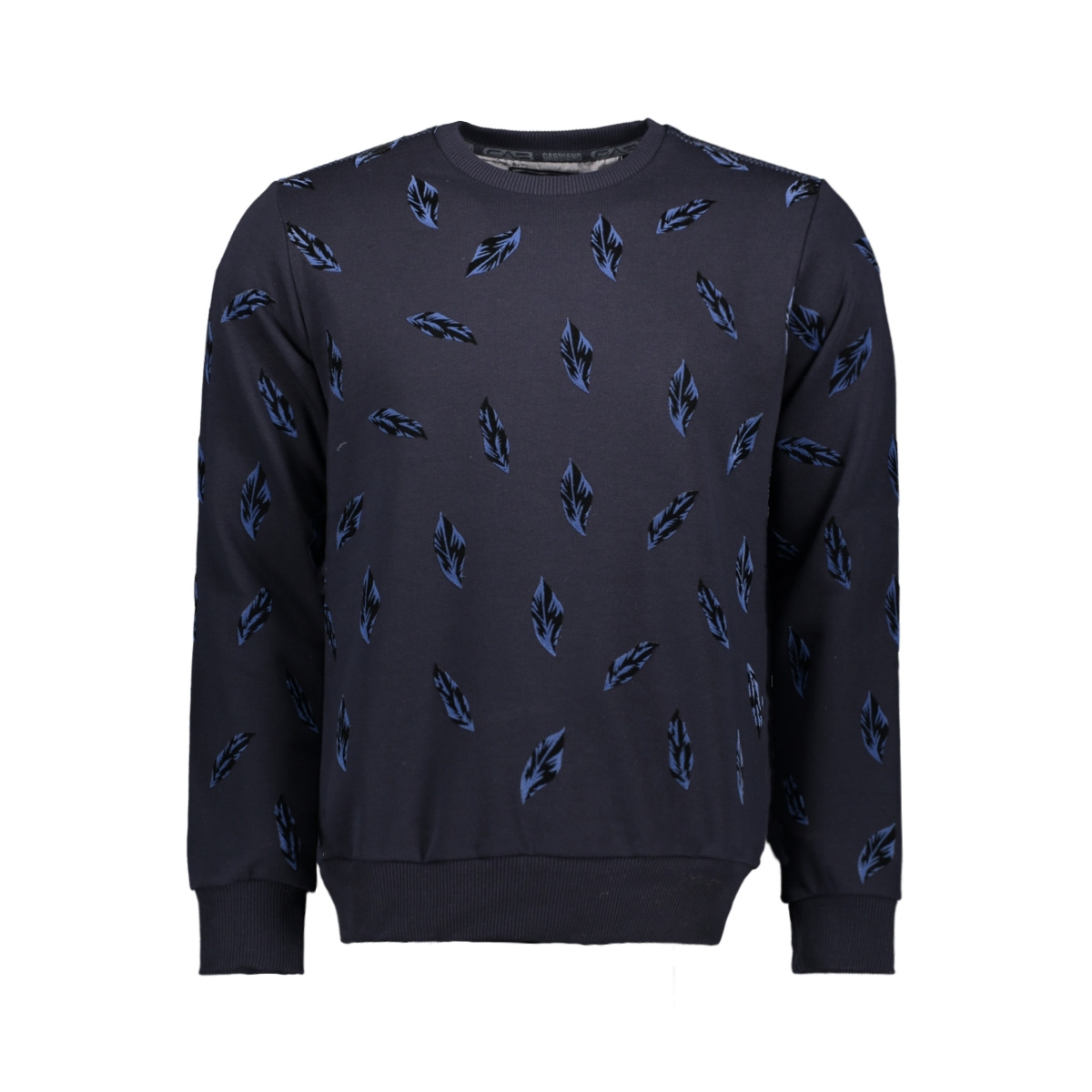77093 sweater gabbiano trui navy