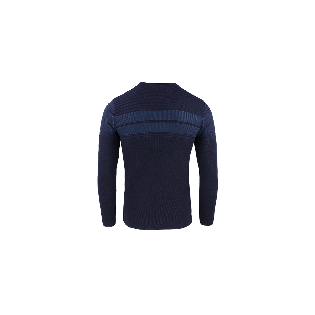 tricot 61048 gabbiano trui navy