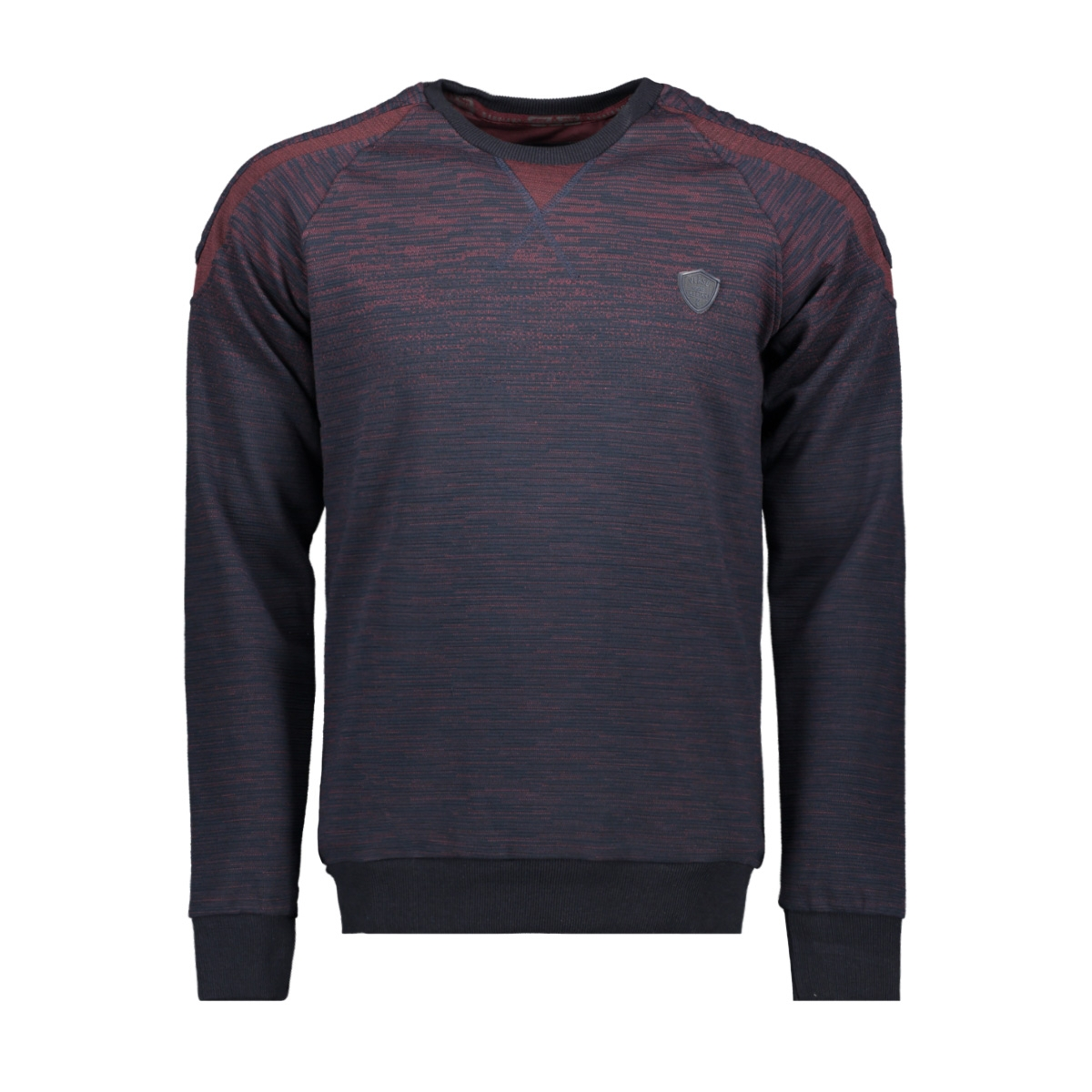 sweater 77080 gabbiano sweater bordeaux