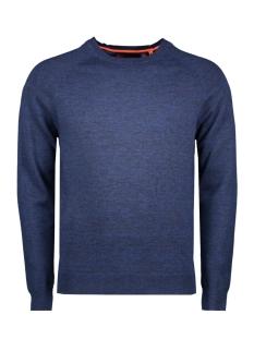 orange label cotton crew m6100025a superdry trui ocean city blue grindle