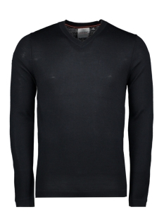Superdry Trui EDIT MERINO VEE M6100016A NIGHTWATCH BLACK