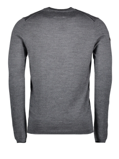 edit merino crew m6100013a superdry trui granite marl