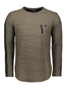 Gabbiano T-shirt LONGSLEEVE 15167 ARMY