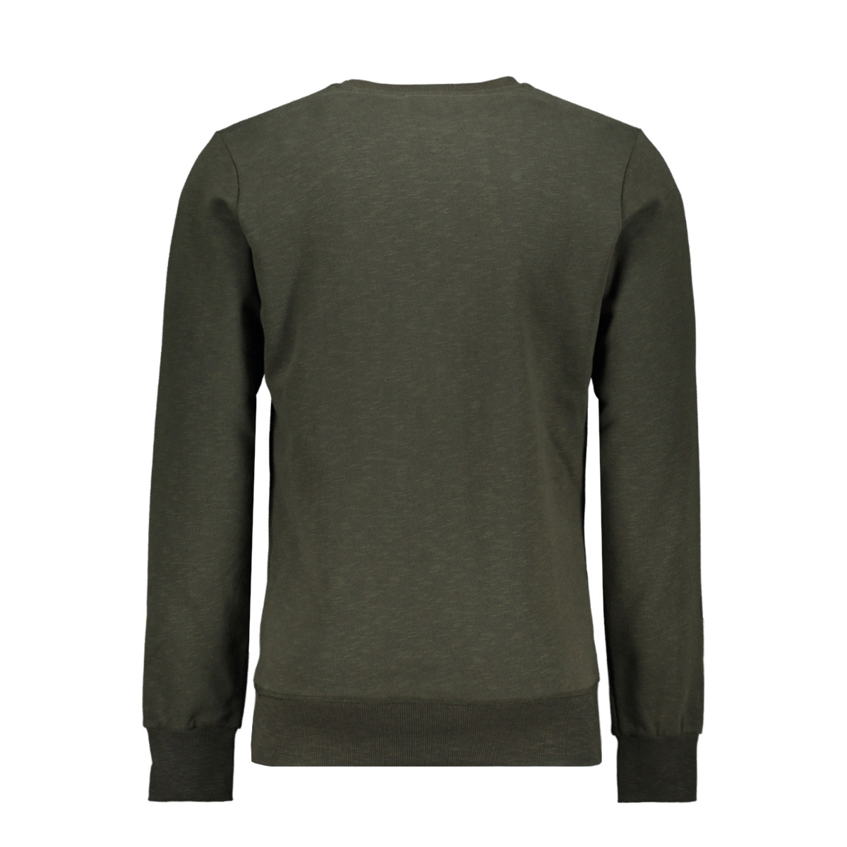 urban athletic crew m2000063a superdry sweater surplus goods olive slub