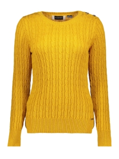 Superdry Trui CROYDE CABLE KNIT W6100007A OCHRE