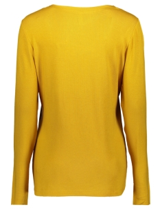 viv softtouch basic 195 zoso t-shirt gold yellow