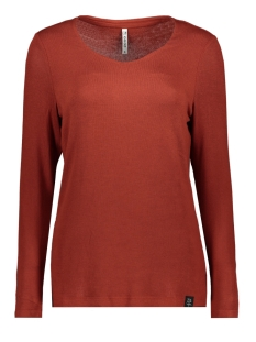 viv softtouch basic 195 zoso t-shirt winter brique