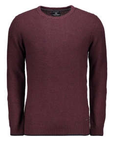 classic pullover derby 050099 campbell trui merlot