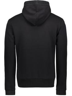 tonal tape hood m2000138a superdry sweater black