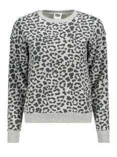 Urban Classics sweater SWEATER TB3230 GREY LEO