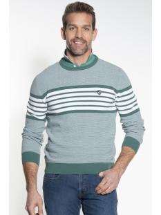 knitwear  bexley 052960 campbell trui 002 400 blue grass