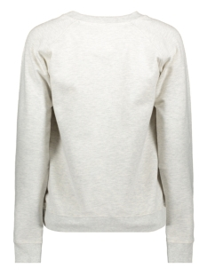 sweater terry 20 802 0201 10 days sweater soft white melee