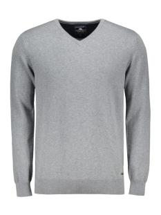 classic pullover v hals 044530 campbell trui 005 grijs
