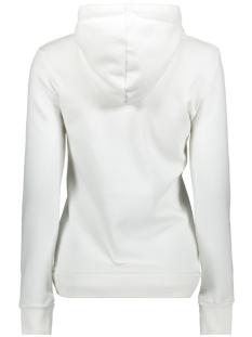 reflective hood w2010014a superdry sweater ecru