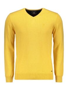classic knitwear 052965 campbell trui 003 geel kleine ruit