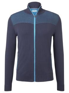 Tom Tailor Vest VEST MET MESH DETAIL 1017609XX10 10334
