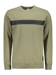 Ballin sweater BALLIN 20019301 08 LT ARMY
