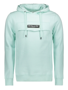 Ballin sweater BALLIN SS20 20019302 DARK MINT