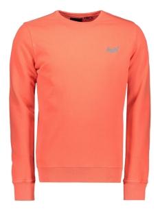 Superdry sweater OL PASTELLINE CREW  M2010012A PASTELLINE CORAL