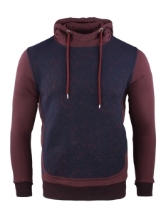 Gabbiano sweater SWEATER 77081 BORDEAUX