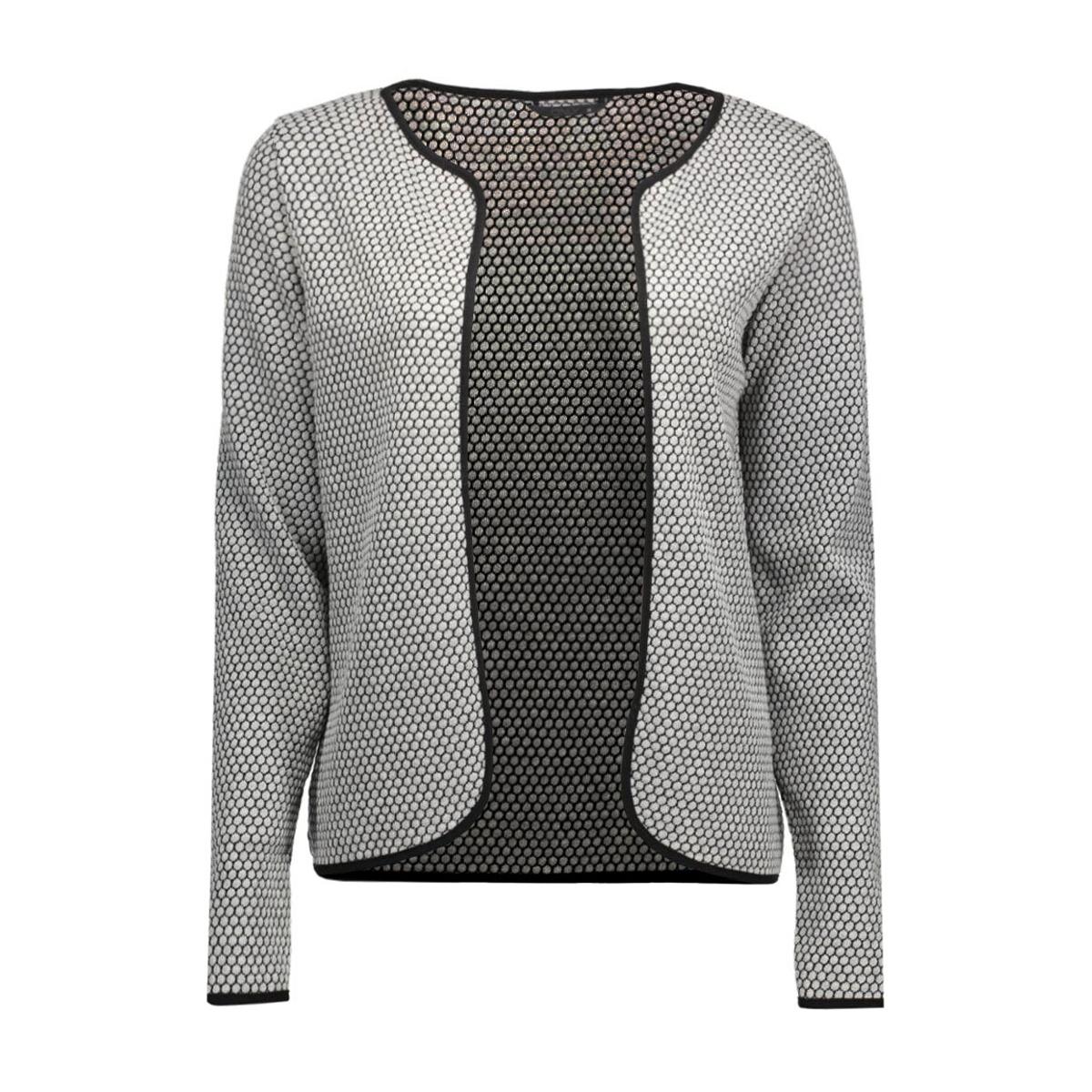 onldiamond cardigan 15103200 only vest light grey