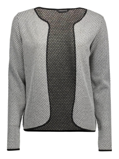 Only Vest onlDiamond Cardigan 15103200 light grey