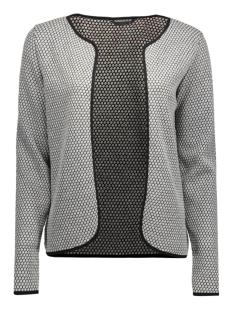 Only Vest onlDiamond Cardigan 15103200 light grey