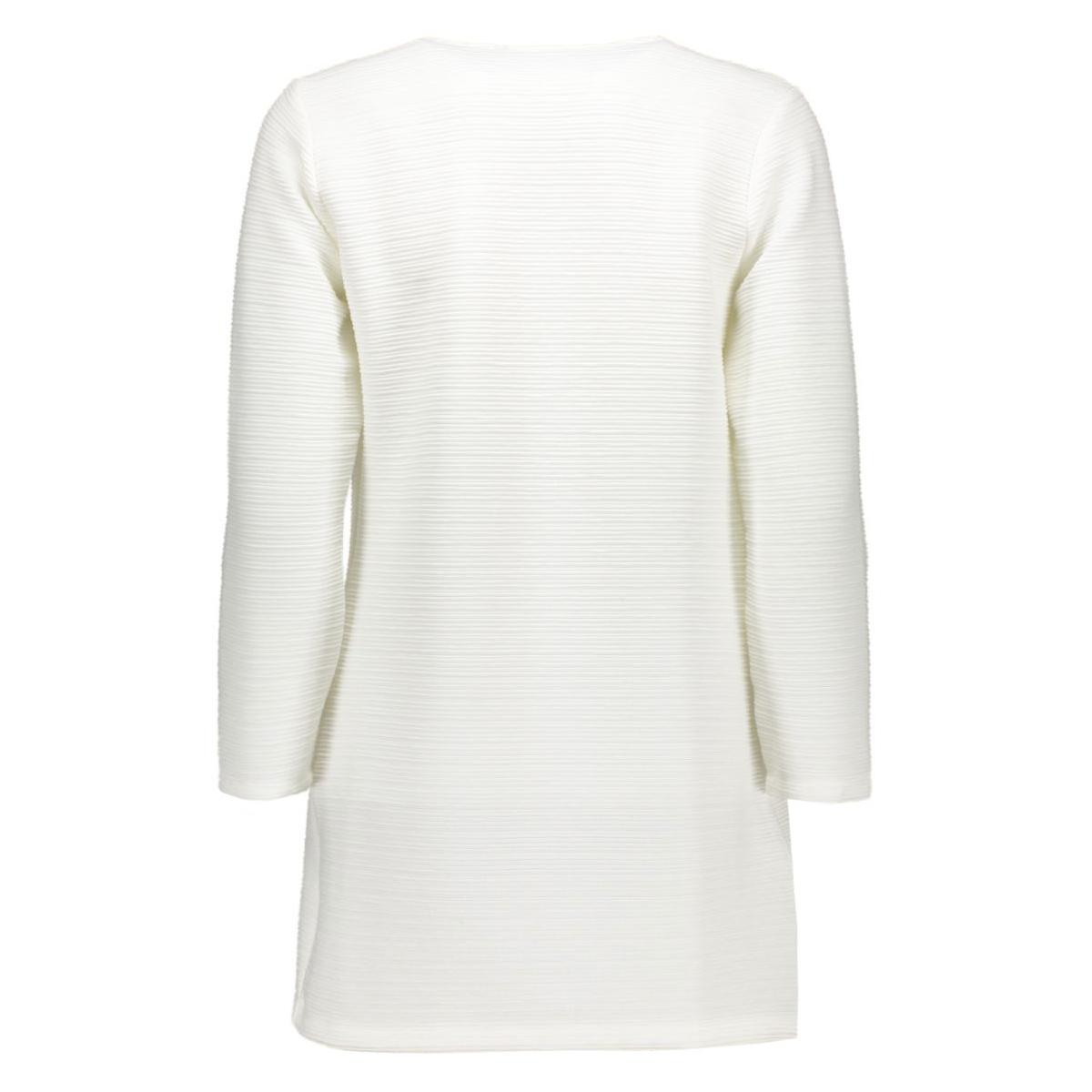 onlleco 7/8 long cardigan 15112273 only vest cloud dancer