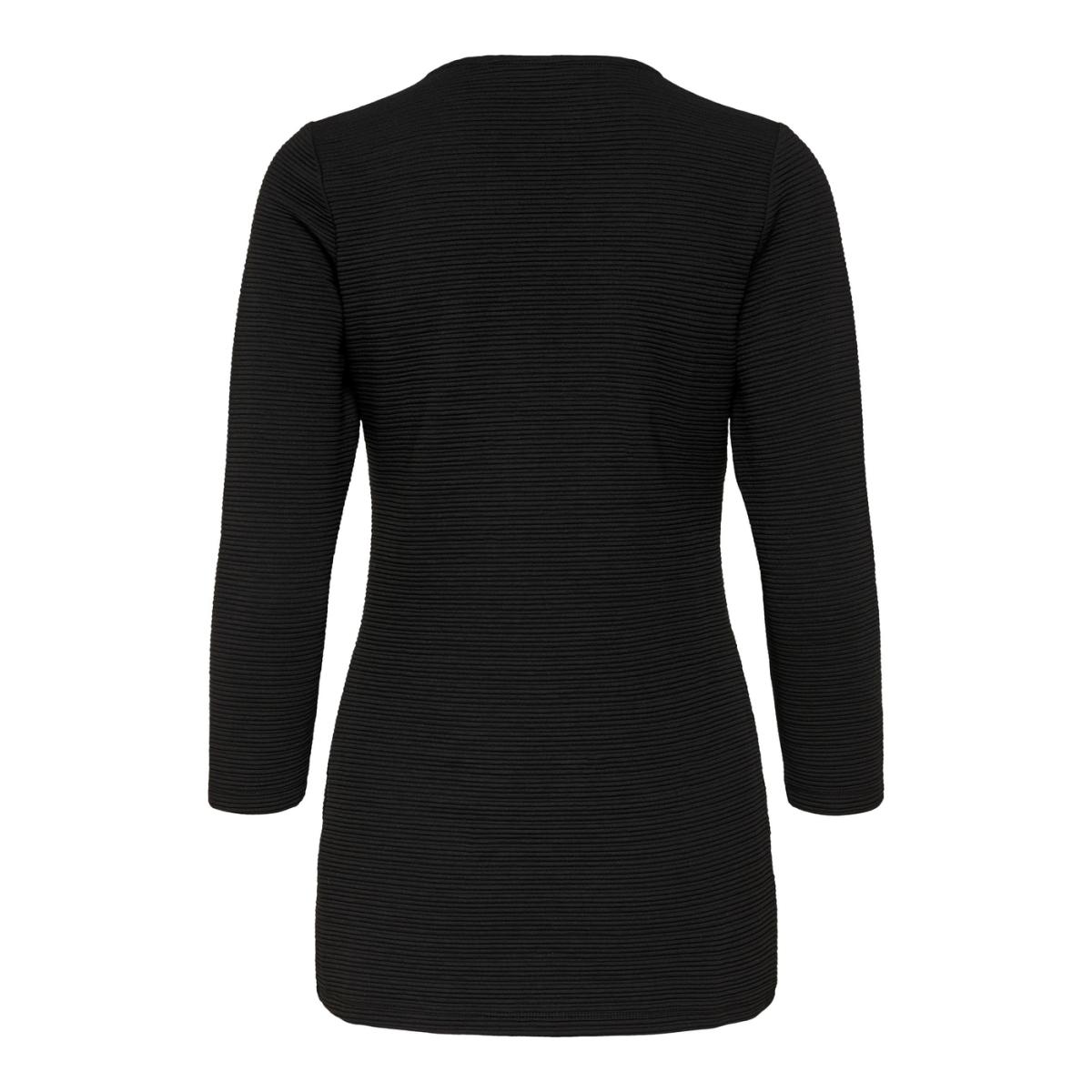 onlleco 7/8 long cardigan 15112273 - 2 only vest black