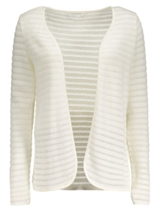 onlcrystal ls cardigan 15116277 only vest cloud dancer