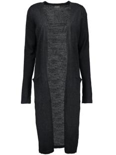 Vila Vest Riva Long Knit Cardigan 14015571 black