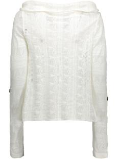 objdeani knit cardigan 23023379 object vest gardenia