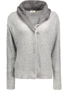 OSI femmes Vest LEVEL BOUCLE grey