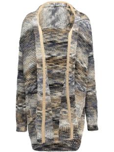 Circle of Trust Vest W16.55.3954 JUNO CARDIGAN KHAKI MELANGE