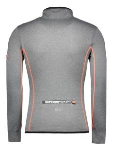 m60004pm superdry sport trui grey grit