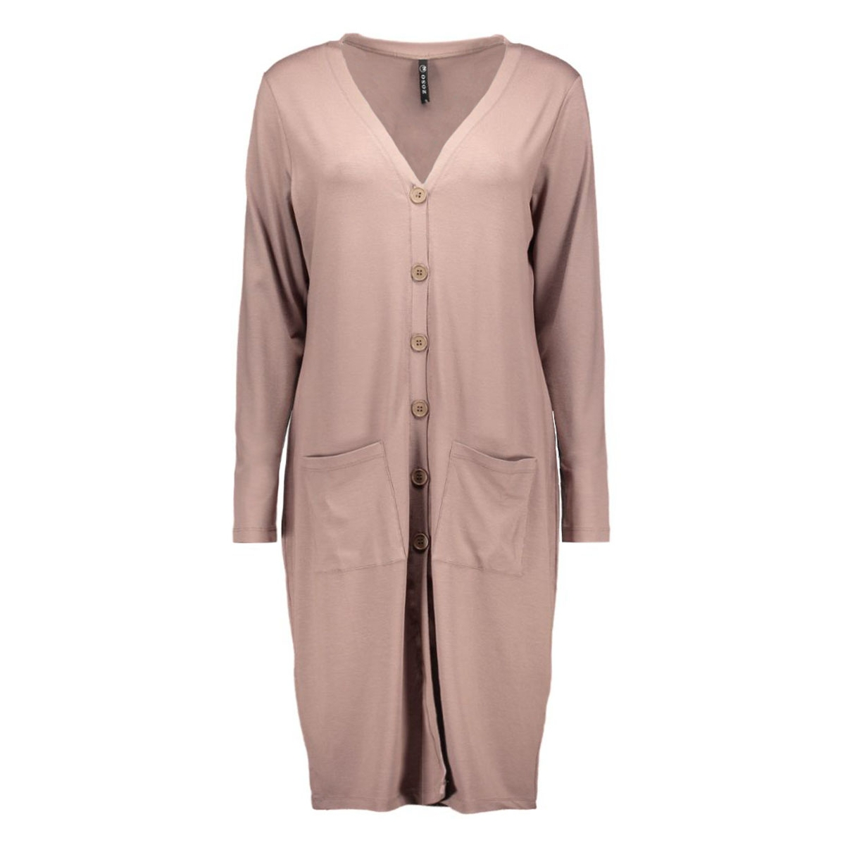 angelien zoso vest taupe