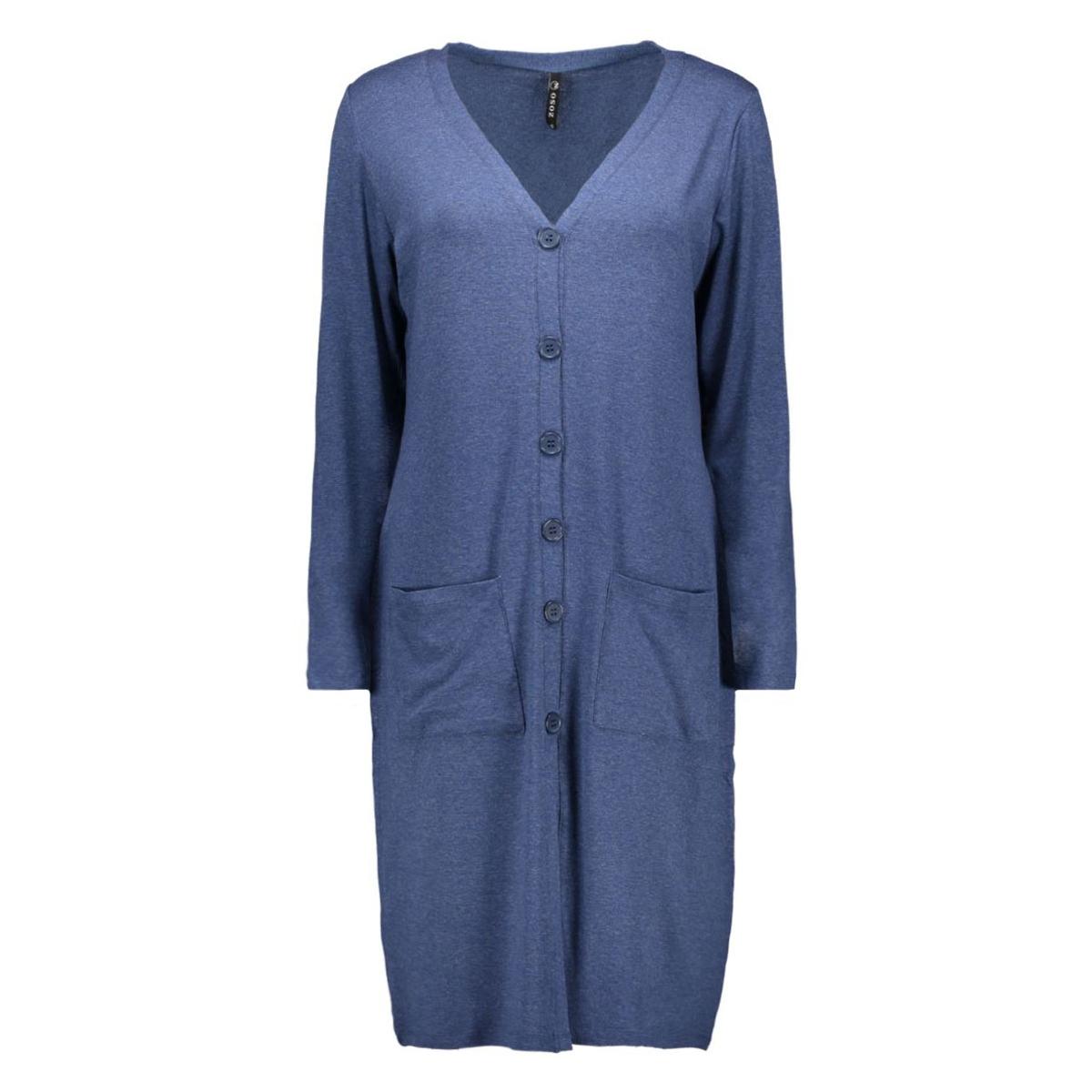 angelien zoso vest blue