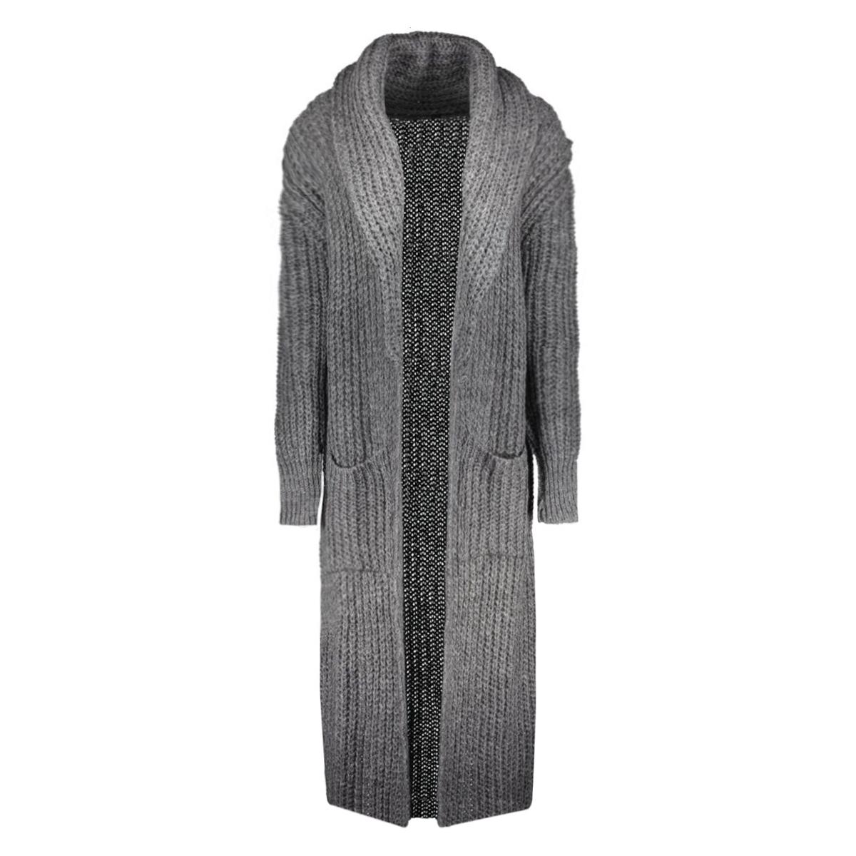 16wi664 10 days vest light grey melee