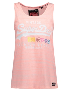 Superdry Top G60000IOD1 PREMIUM ZHZ SUNSET CORAL