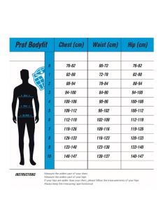 51368 trui lm bodyfit sans sport jas blauw wit