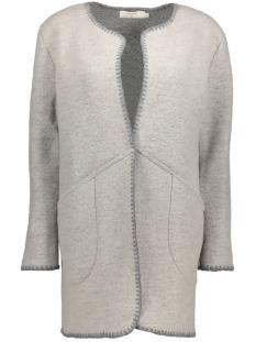 Cream Vest 10602846 dusty grey