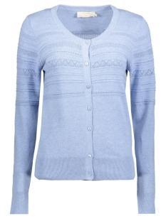 Cream Vest 10601190 CLEAR BLUE