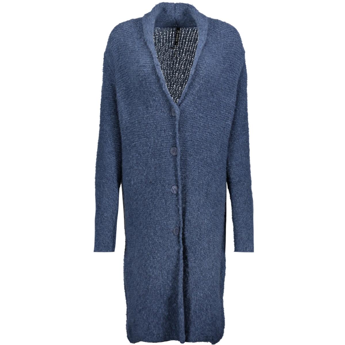 rosa zoso vest blue