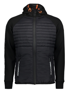 Superdry Jas M20038PQF1 GO8 (Black/Ash Granite)