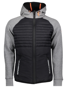 Superdry Vest M20038PQF1 AE3 (Grey Grit/Black)