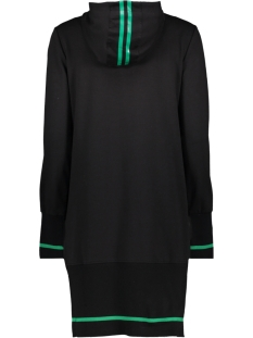 jerney 2 sporty cardigan zoso vest black/green