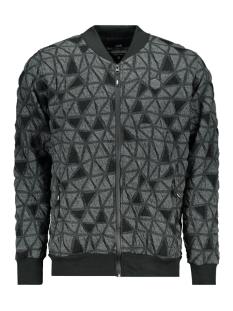 42103 gabbiano vest black